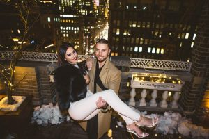 NYC private rooftop for proposal