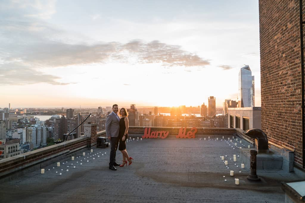 Spring Ideas For The Rooftop Proposal Best Proposal Idea